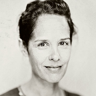 Photo of Cecily Parks