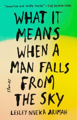 Cover image of What it Means When a Man Falls from the Sky