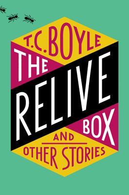 Cover image of The Relive Box