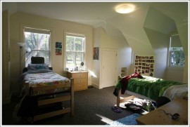 North Campus Bedroom